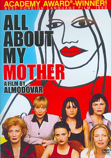 ALL ABOUT MY MOTHER BY ROTH,CECILIA (DVD)
